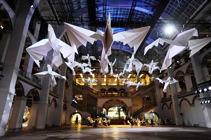 Арт-проект «Giga origami».