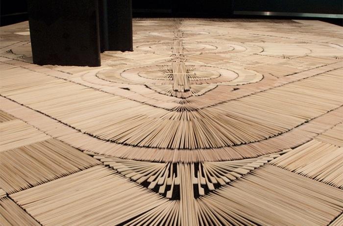 Творчество трио We make Carpets.