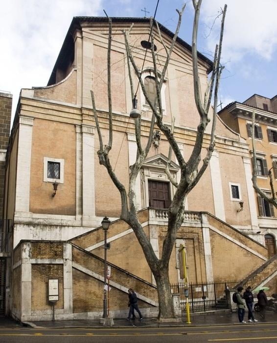 Римская церковь Санта-Мария-делла-Кончеционе. | Фото: art-of-trip.ru.