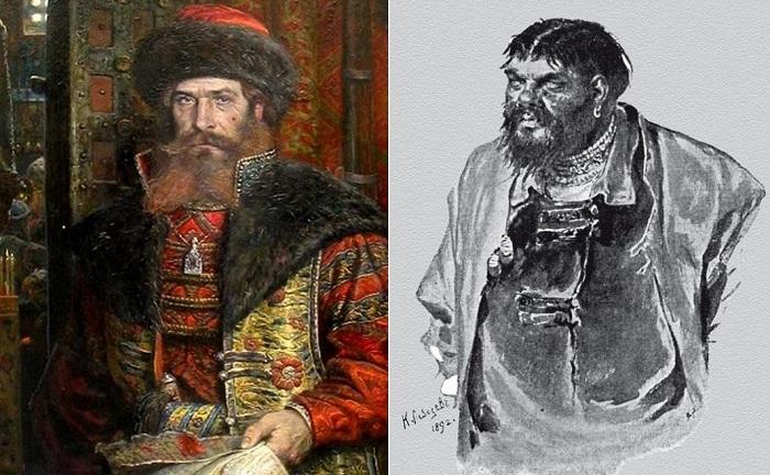 Малюта Скуратов - известный опричник Ивана Грозного.