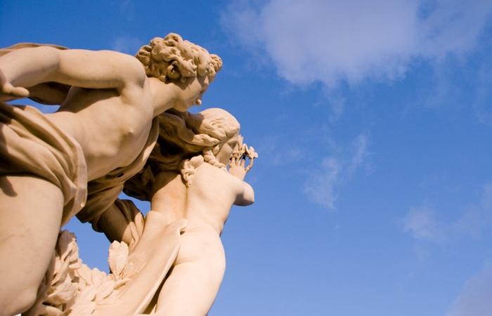 Отношение к нудизму в Древней Греции.