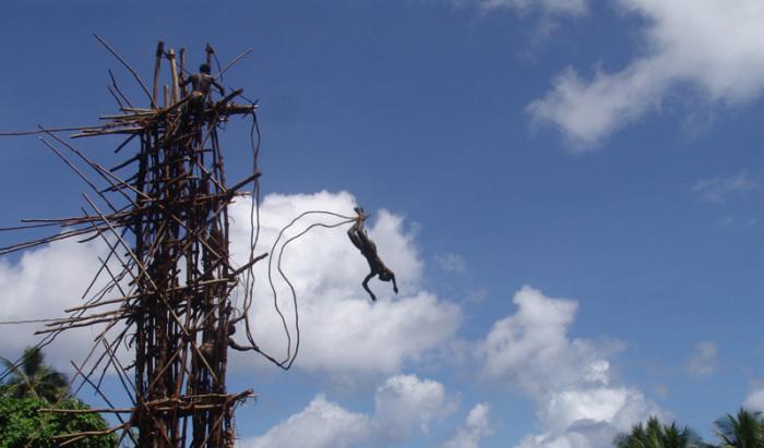 Ритуал по прыжкам вниз головой.