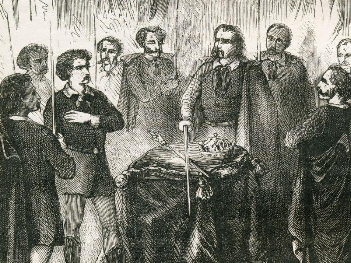 Тайный орден иллюминатов был основан в конце XVIII века. | Фото: trendymen.ru.