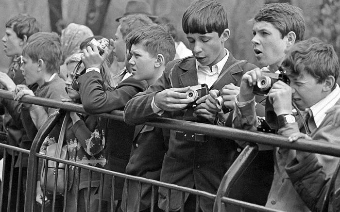Порядки на переменках в советских школах.