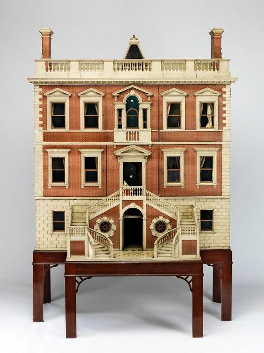 Кукольный домик 1760 года.