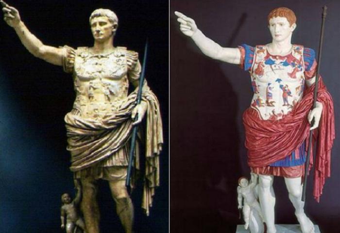 «Аполлон», античная статуя. | Фото: maximonline.ru.