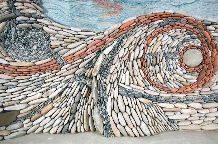 Работа канадской пары из студии «Ancient Art of Stone».