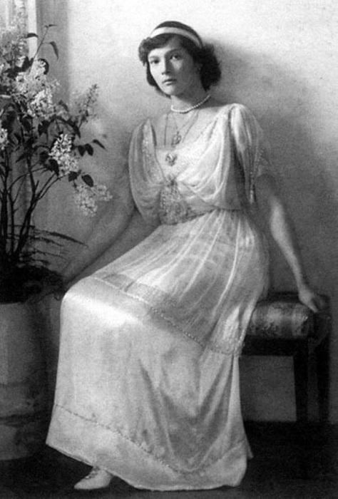 Татьяна Николаевна - дочь российского императора Николая II. | Фото: f15.ifotki.info.