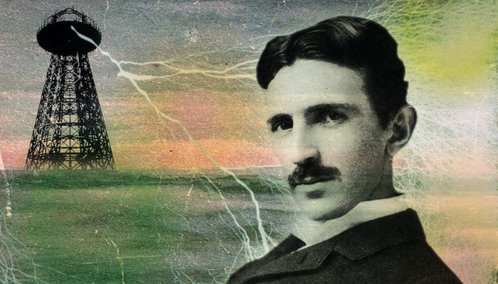 Никола Тесла - изобретатель, инженер, физик.   Фото: img-fotki.yandex.ru.