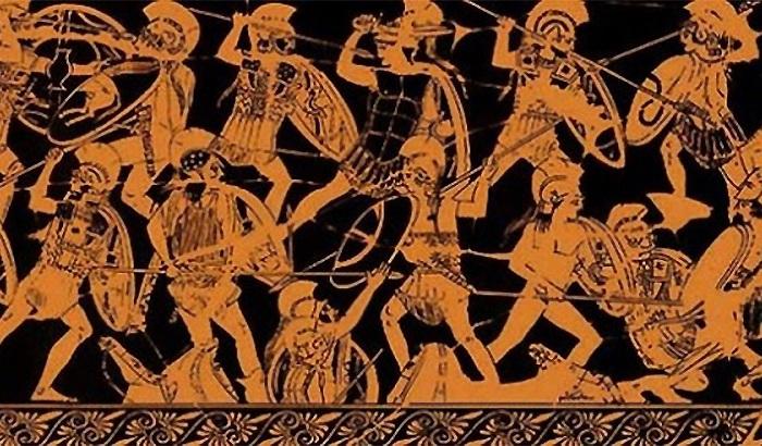 Древние воины гей сцены фото 775-608