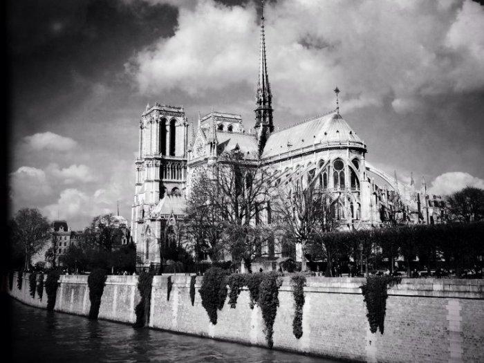 Кельтское племя паризии основало поселение, на месте которого сегодня находится Париж. | Фото: mixstuff.ru.