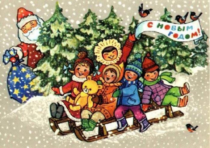 Из-за нежелания своевременного перехода православных к григорианскому календарю, вся страна теперь имеет два Новых года.