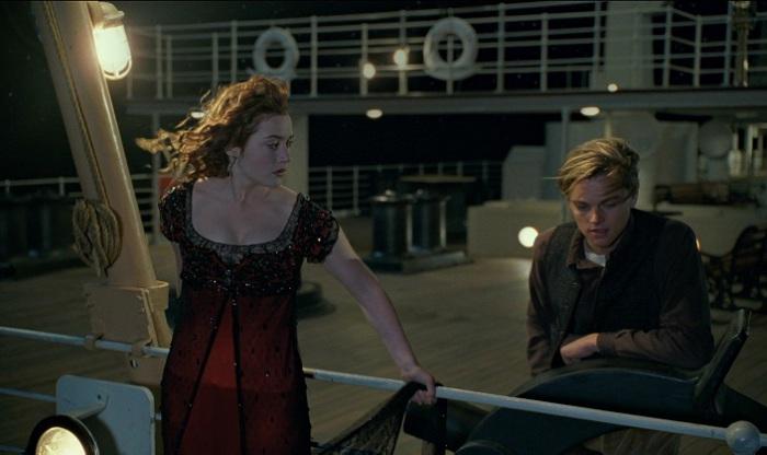 Кадр из к/ф «Титаник» (1997). | Фото: s020.radikal.ru