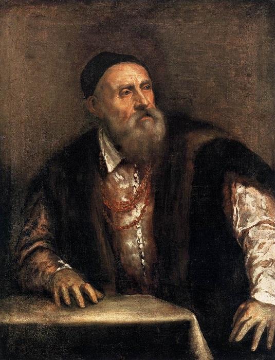 Автопортрет. Тициан. 1562 год. | Фото:  mtdata.ru.