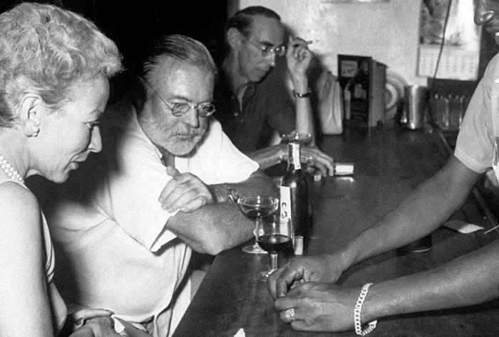 Любимые коктейли Хемингуэя.