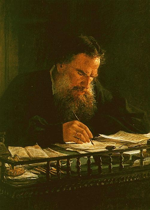 Лев Николаевич Толстой - выдающийся российский писатель.   Фото: ethnospb.ru.