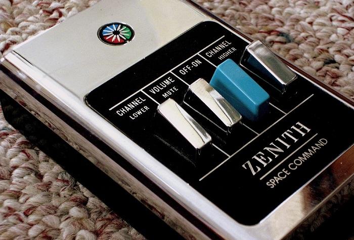 Zenith Space Commander - первый пульт дистанционного управления.