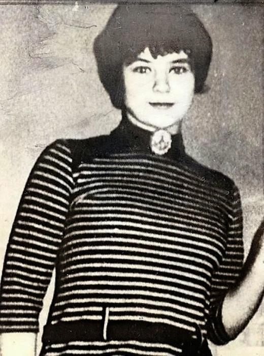 Mary Bell - девочка-монстр.