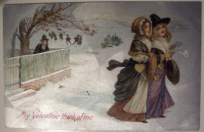 Открытка XIX века. | Фото:cp12.nevsepic.com.ua.
