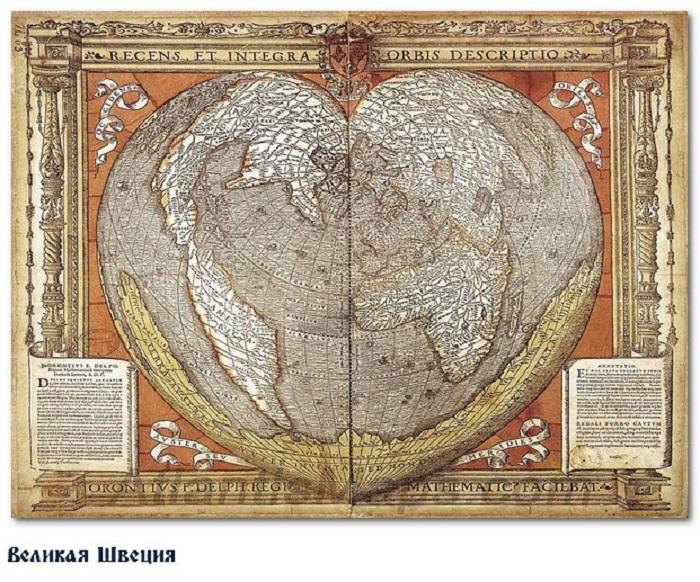 В XIII веке Россию скандинавы именовали Великой Швецией. | Фото: i017.radikal.ru.