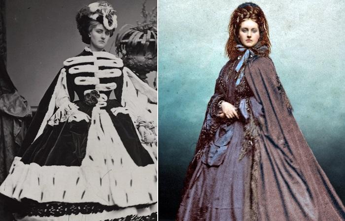 Вирджиния ди Кастильоне - аристократка, которая оставила после себя 400 своих фотопортретов.