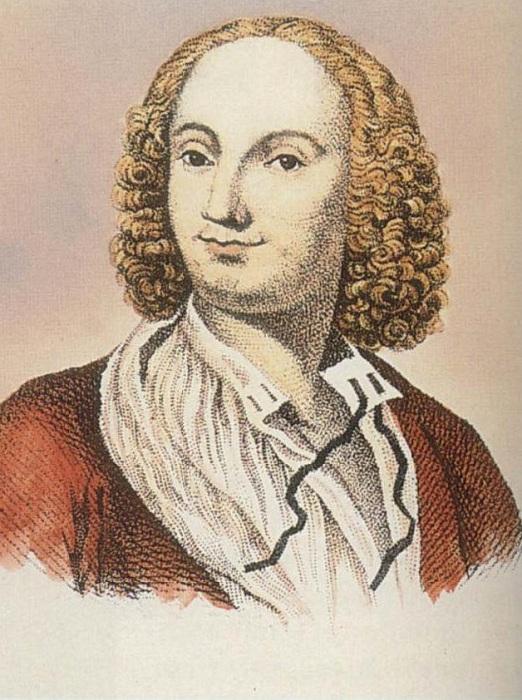 Вивальди был известен как «рыжий священник».   Фото: anderszorngallery.org.