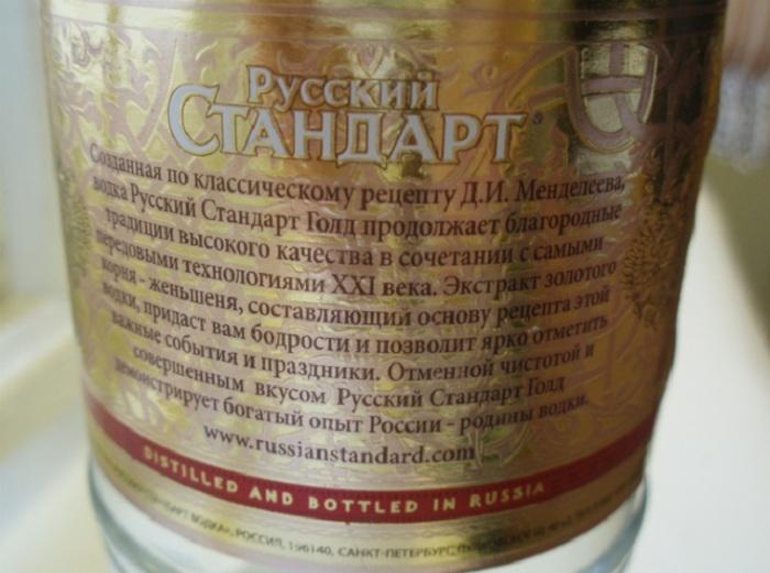 Распространенный миф о том, что Д. И. Менделеев создал водку. | Фото: marieclaire.ru.