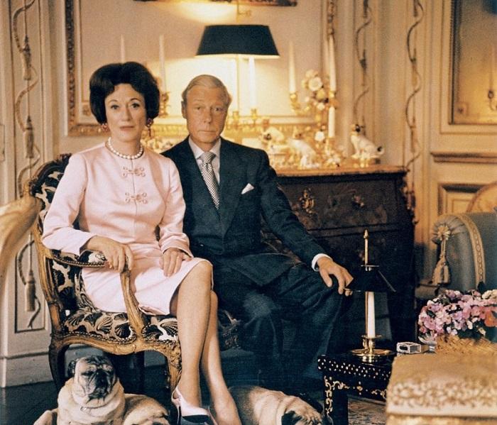 Герцог и герцогиня Виндзорские. | Фото: liveinternet.ru.