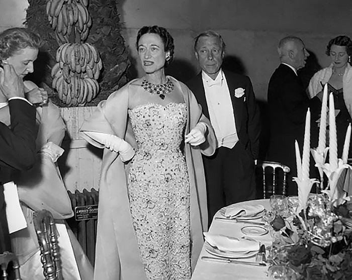 Герцог и герцогиня Виндзорские на официальном мероприятии. | Фото: fotki.yandex.ru.