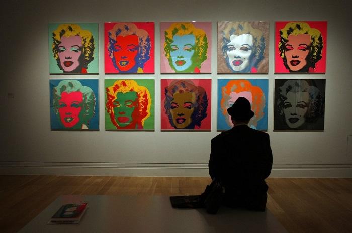 Цветные изображения Мэрилин Монро. | Фото: nbc.com.