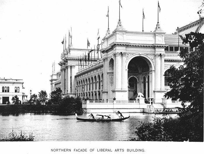 Белый город - комплекс выставочных павильонов в Чикаго в 1893 году. | Фото: humus.livejournal.com.