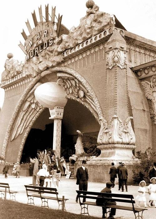 Выставочный павильон в Чикаго в 1893 год. | Фото: messynessychic.com.