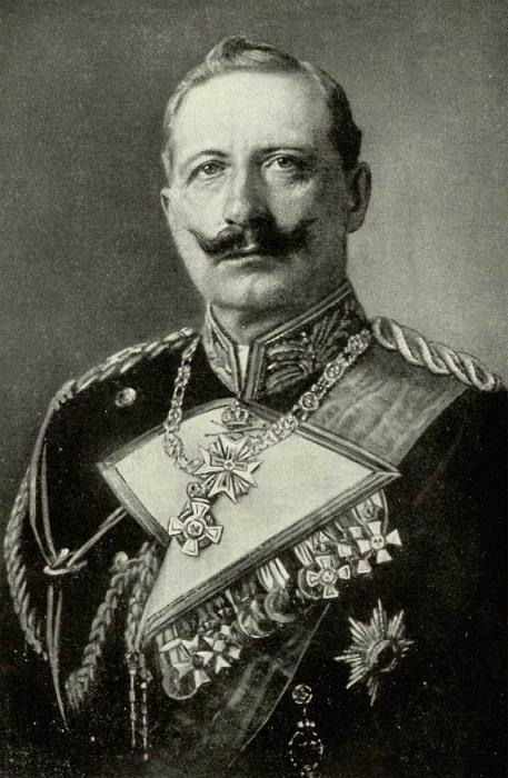 Вильгельм II - последний германский император и король Пруссии.   Фото: greateurope.files.wordpress.com.