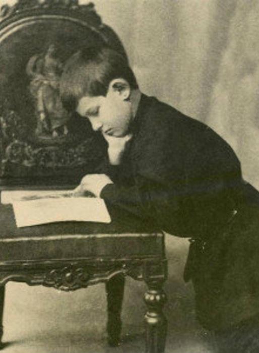 В 5 лет Уильям Сидис разговаривал на 5 языках.