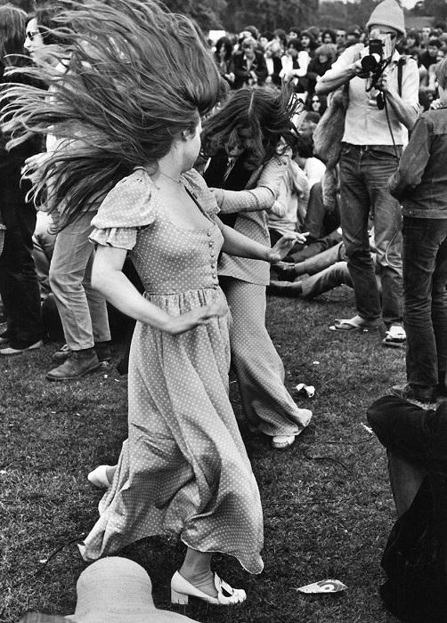 Woodstock ознаменовал окончание эпохи рок-н-ролла.