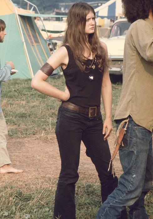 Мода в 1969 не особенно отличалась от сегодняшней.