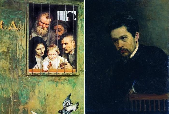 Всюду жизнь. Н. Ярошенко, 1888 год.