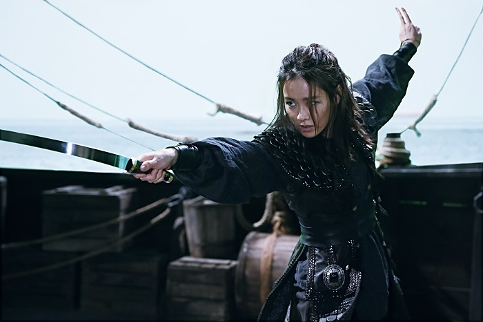 Чжэн Ши - предводительница пиратов. | Фото: clubbrain.ru.