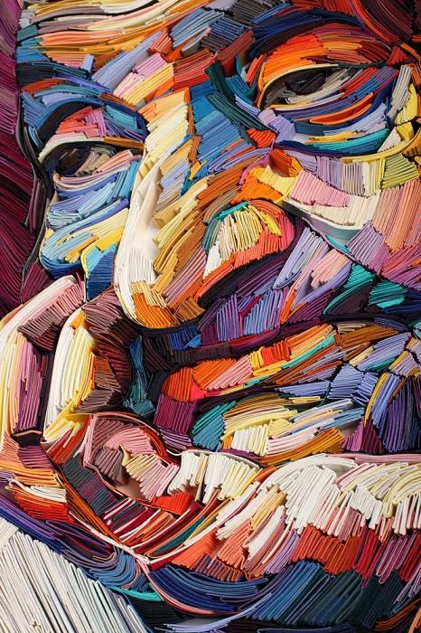 Творчество художницы Юлии Бродской.
