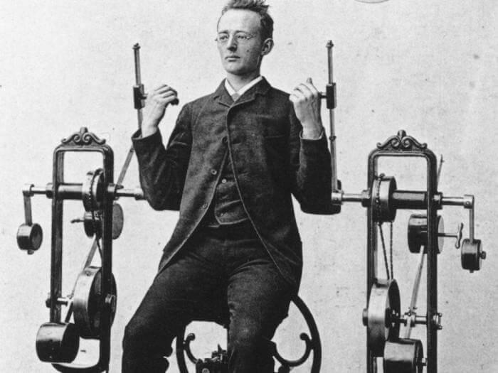 Тренажер XIX века. | Фото: fizyoo.com.