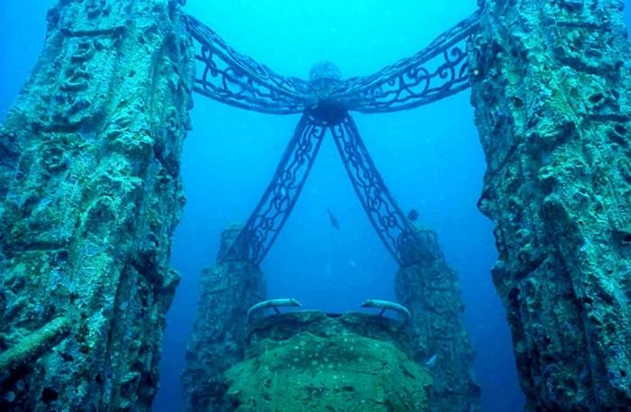 Руины Порта-Ройал (Ямайка). | Фото: farm2.staticflickr.com.