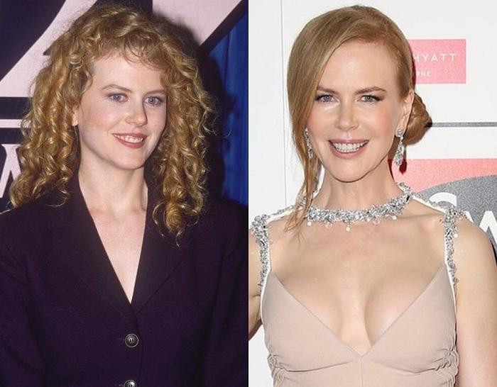 Американская актриса и икона стиля Nicole Kidman.