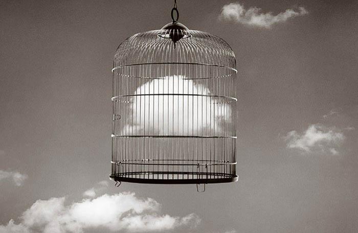 Облако от Chema Madoz.