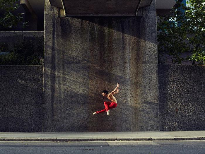 Снимки танцоров от Bertil Nilsson.