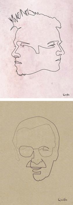 Рисунки Cristophe Louis.