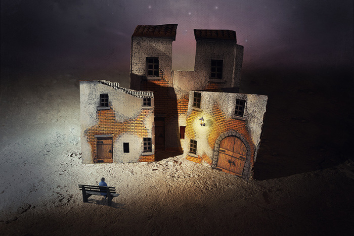 Удивительные фотоманипуляции от Francesco Romoli.