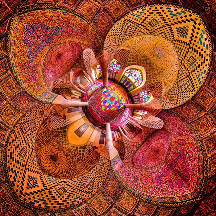 Фантастические фото мечетей.