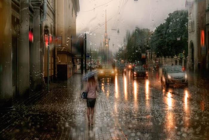 Осенний Петербург, в который можно влюбиться.
