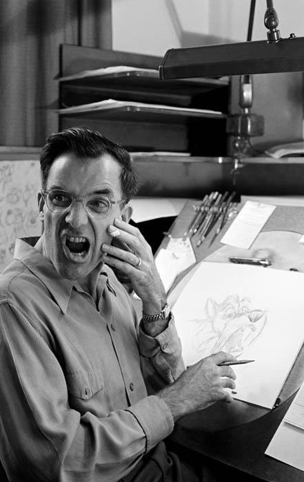 Как работают иллюстраторы в Disney.