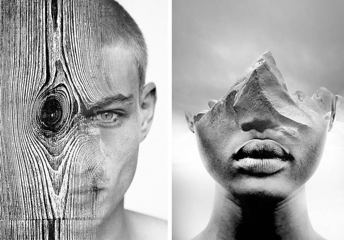 Cюрреалистичные коллажи от Antonio Mora